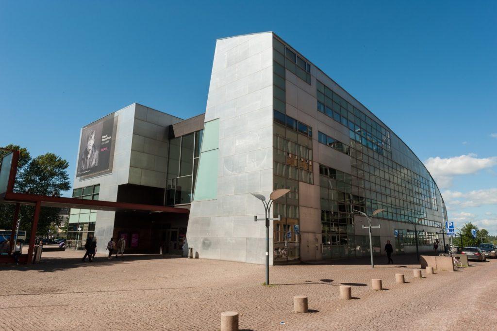 Музей современного искусства «Киасма»