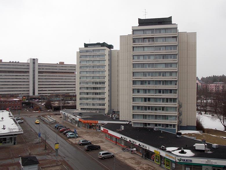 Город Коувола, Финляндия