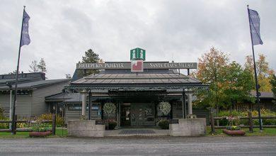 Резиденция Санта Клауса в Финляндии