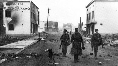 Лапландская война 1944-1945 годов