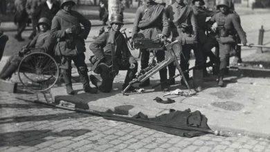 Гражданская война в Финляндии