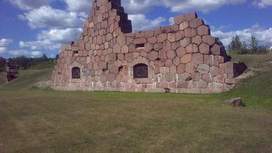 Крепость Бомарсунд, Финляндия