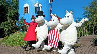 Страна Муми-троллей в Финляндии