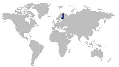 С какими странами граничит Финляндия