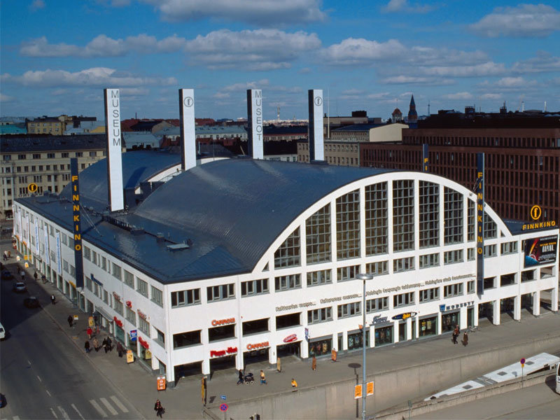 Городской художественный музей Хельсинки