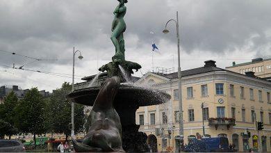 Погода в Хельсинки в июне