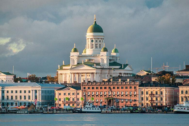 Погода в Финляндии в августе