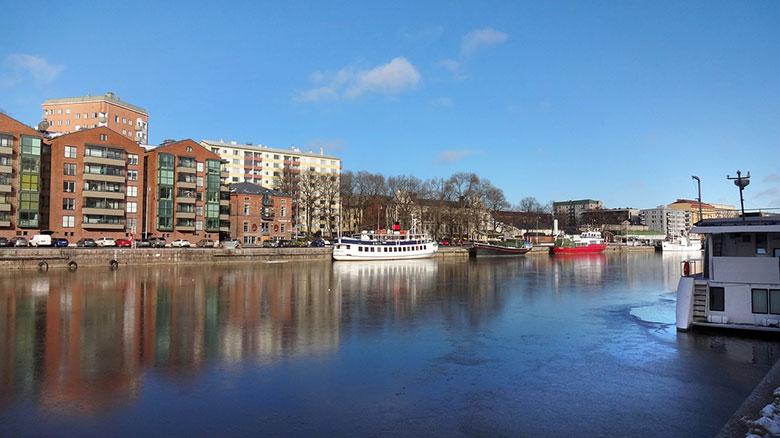 Погода в Финляндии в декабре